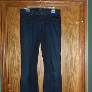 """Women's C of H """"Amber"""" Med Rise Bootcut Jean"""